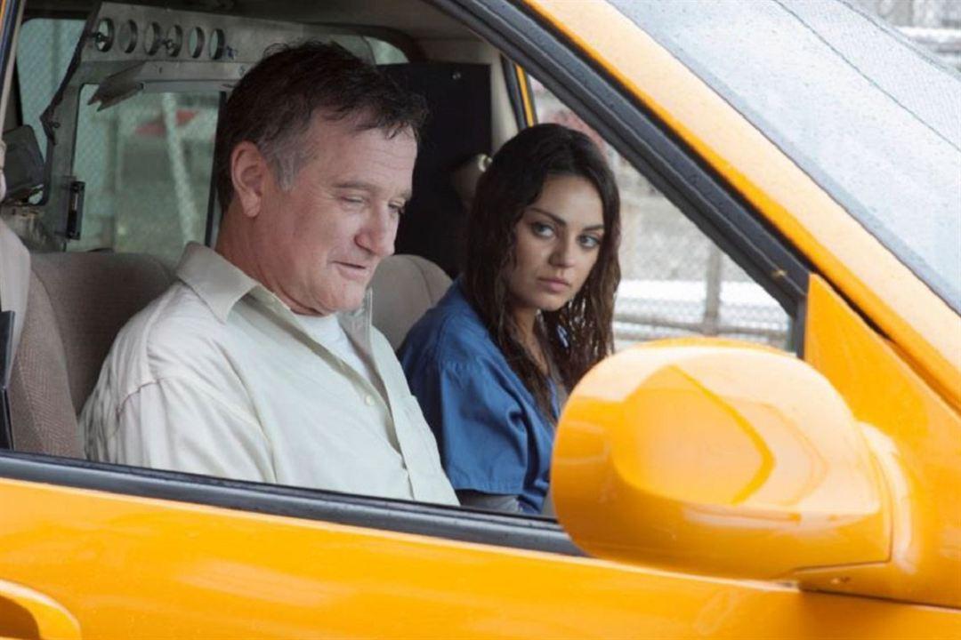 O Que Fazer? : Foto Mila Kunis, Robin Williams
