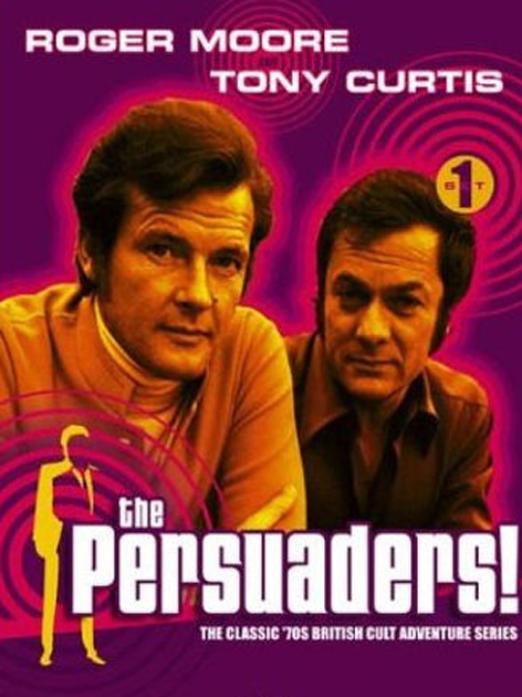 The Persuaders : Poster