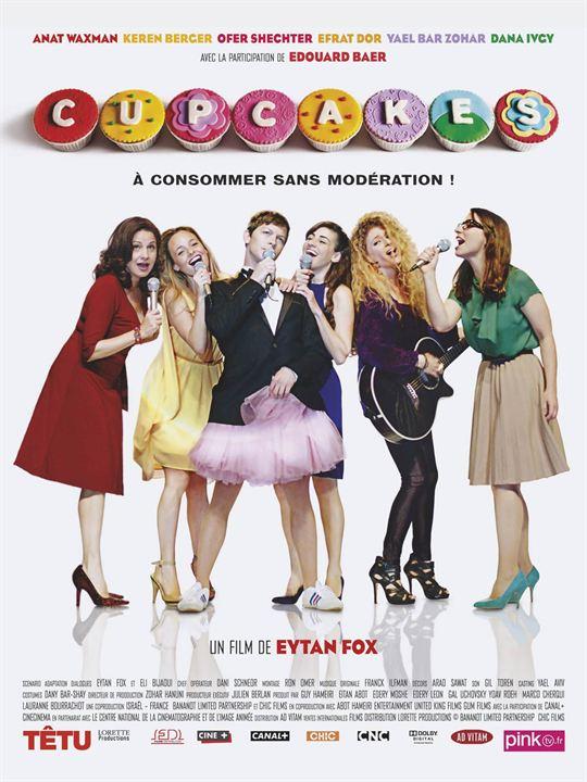 Cupcakes - Música e Fantasia
