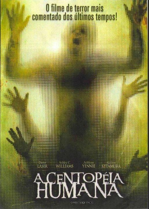 A Centopéia Humana : Poster