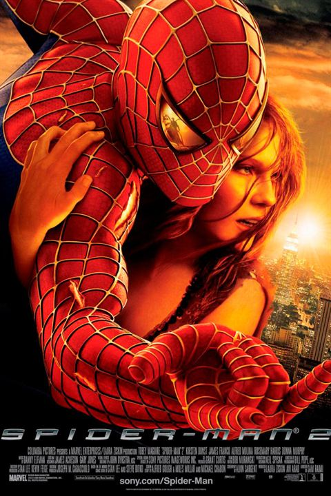 Homem-Aranha 2 : Poster