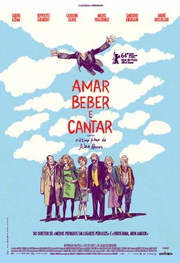 Amar, Beber e Cantar : Poster