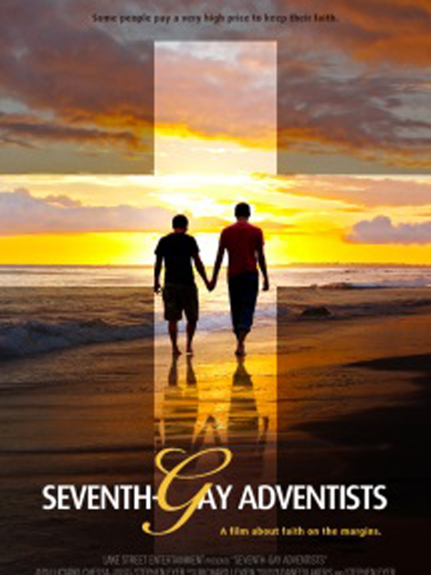 Seventh-Gay Adventists : Poster
