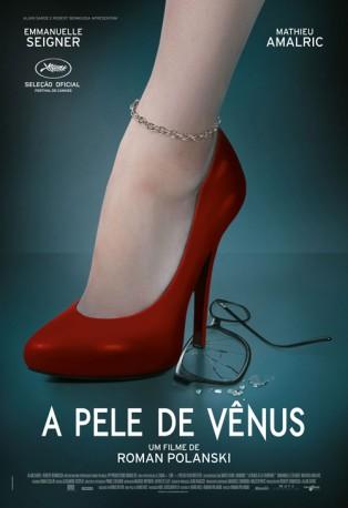 A Pele de Vênus : Poster