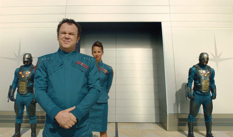 Guardiões da Galáxia : Foto John C. Reilly