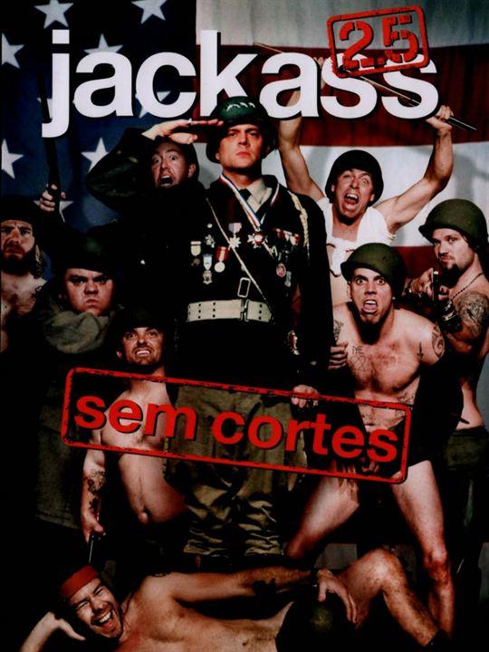 Jackass 2.5 : Poster