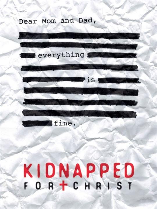 Sequestrado em Cristo : Poster