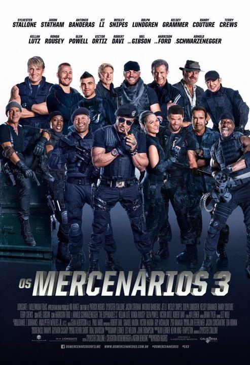Assistir Os Mercenários 3