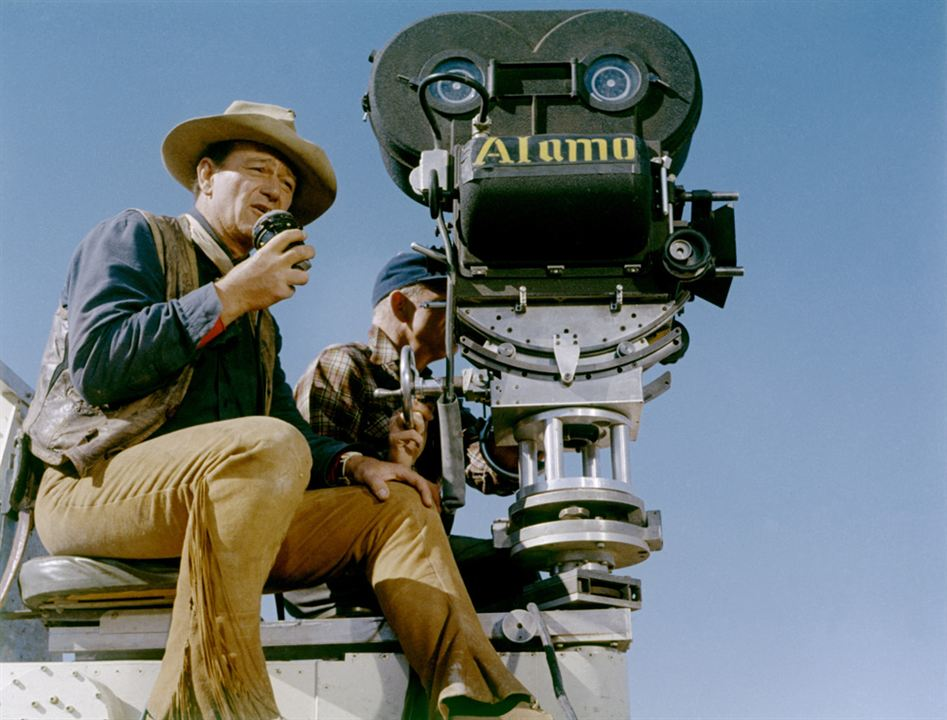 O Álamo: John Wayne