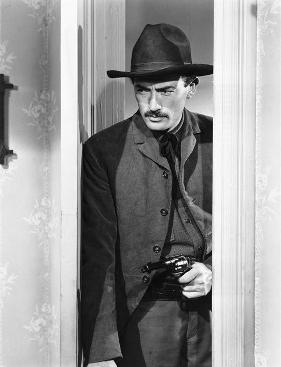 O Matador : Foto Gregory Peck