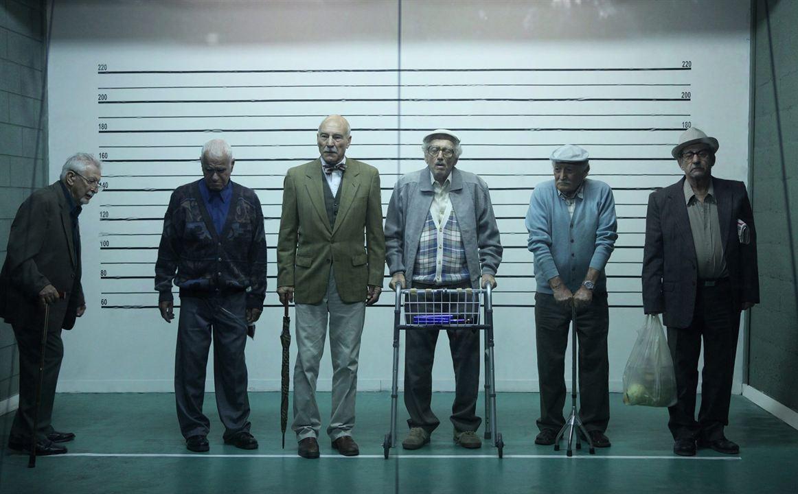 Suspeitos Incomuns : Foto Moni Moshonov, Patrick Stewart, Sasson Gabai