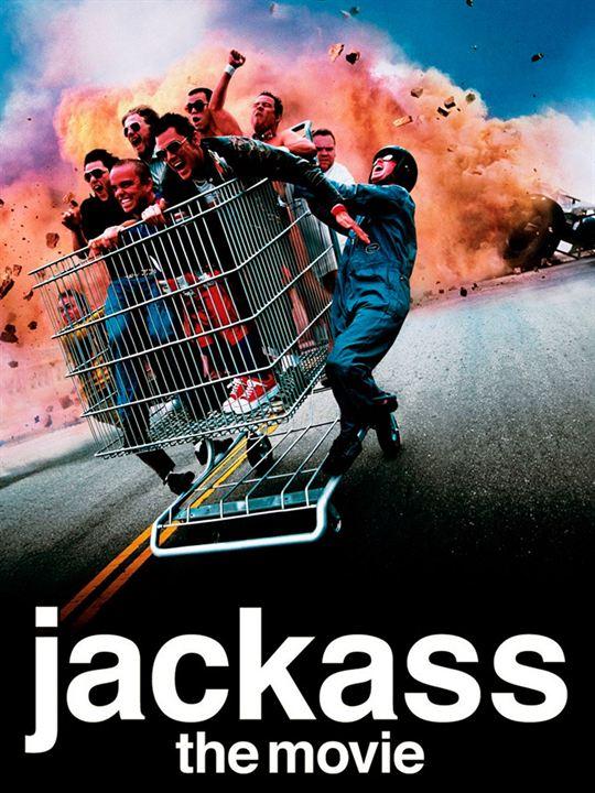 Jackass - O Filme : Poster