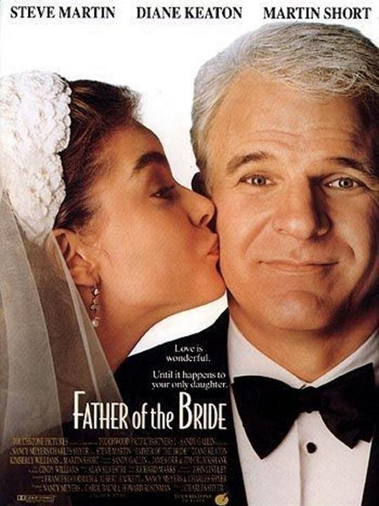 O Pai da Noiva : Poster