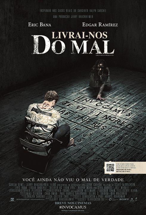 Livrai-nos do Mal : Poster