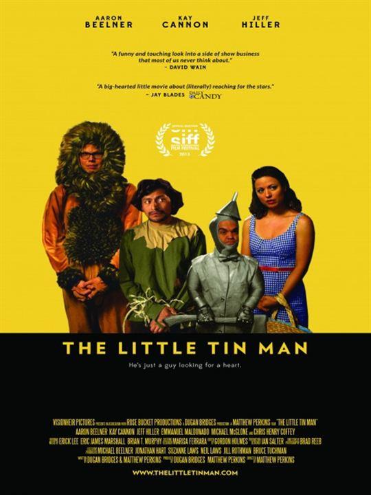 The Little Tin Man : Poster