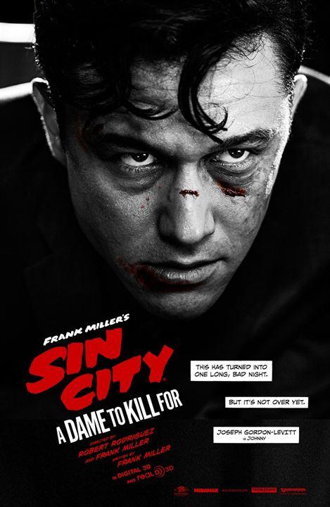 Sin City: A Dama Fatal : Poster