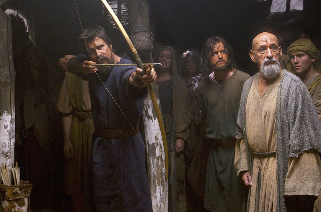 Êxodo: Deuses e Reis : Foto Ben Kingsley, Christian Bale