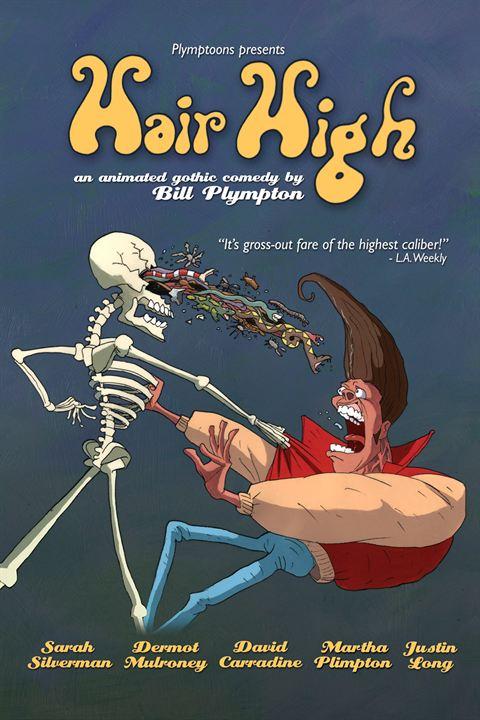 Hair High : Poster