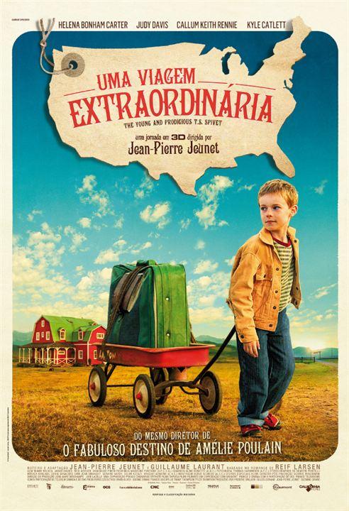 Uma Viagem Extraordinária : Poster