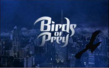 Birds of Prey : Poster