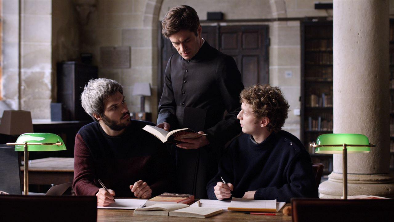 Foto Clément Manuel, Julien Bouanich, Yannick Renier