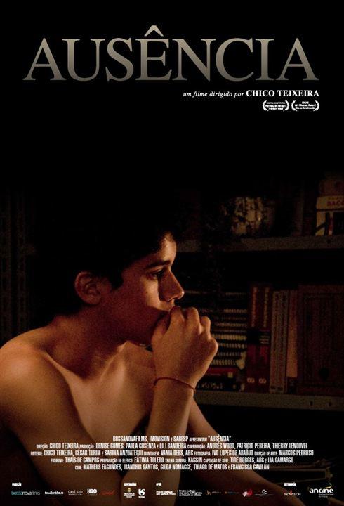 Ausência : Poster