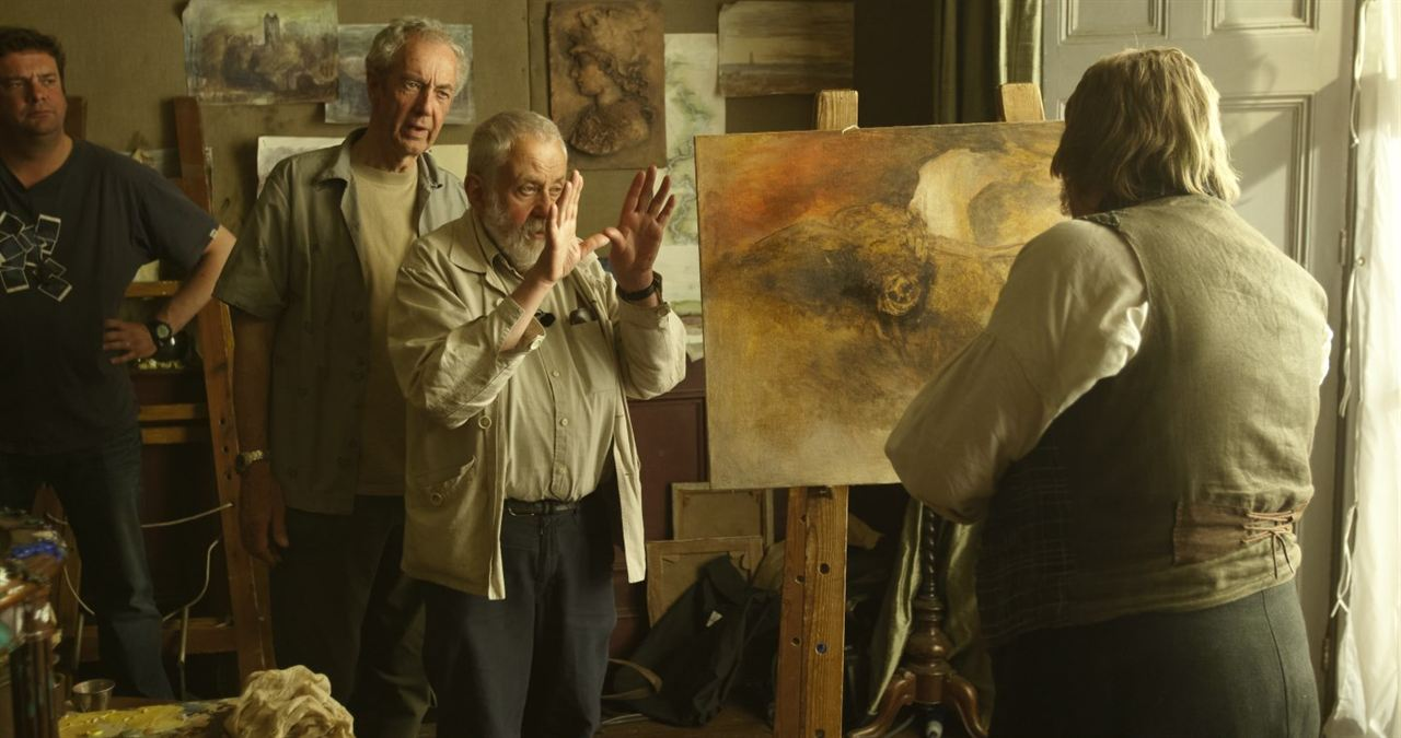 Mr. Turner : Foto Mike Leigh, Timothy Spall
