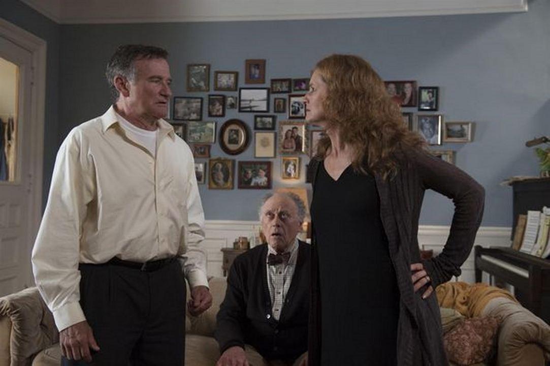 O Que Fazer? : Foto Jerry Adler, Melissa Leo, Robin Williams