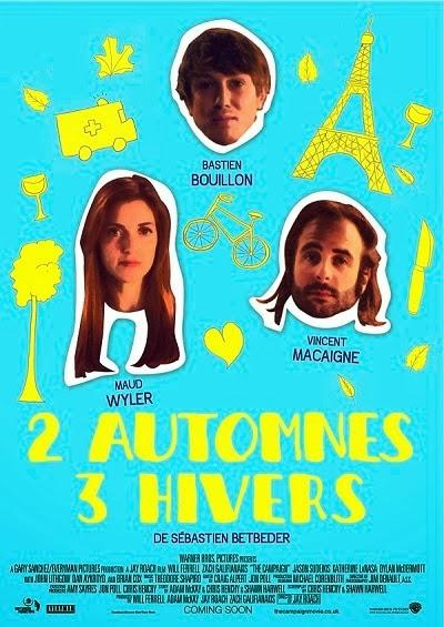2 Outonos e 3 Invernos : Poster