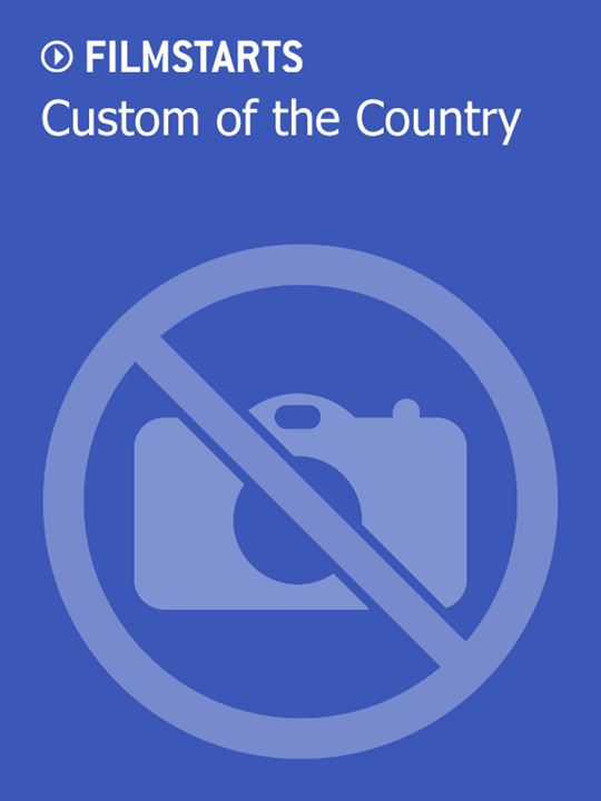 Custom of the Country : Poster