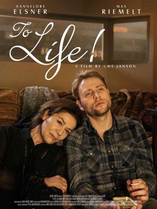 Um Brinde à Vida! : Poster