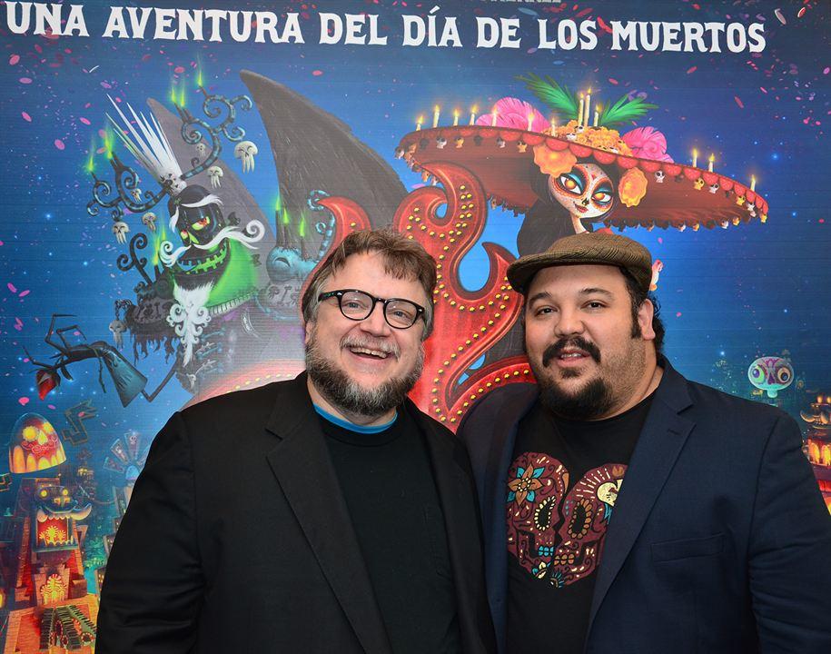Festa no Céu : Vignette (magazine) Guillermo del Toro, Jorge R. Gutierrez