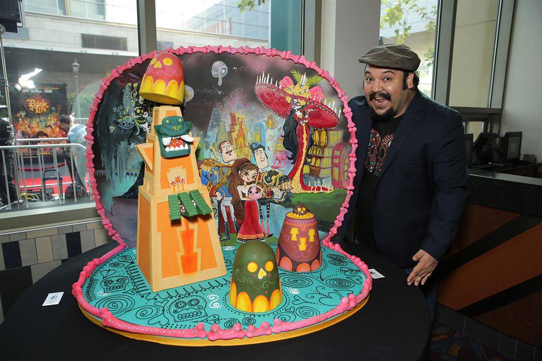 Festa no Céu : Vignette (magazine) Jorge R. Gutierrez
