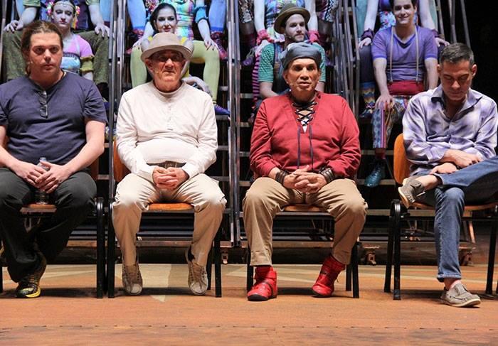 Didi, O Peregrino : Foto Dedé Santana, Renato Aragão