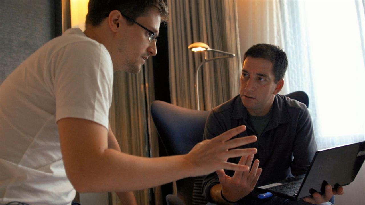Cidadãoquatro : Foto Edward Snowden, Glenn Greenwald