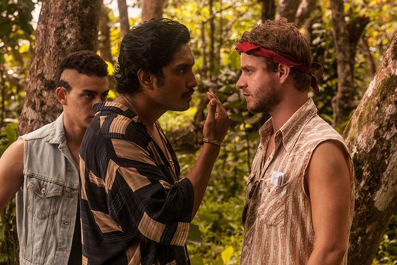 Escobar - Paraíso Perdido : Foto Brady Corbet