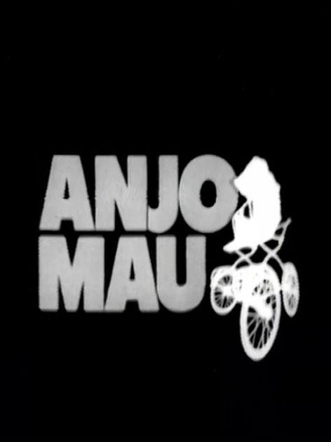 Anjo Mau : Poster