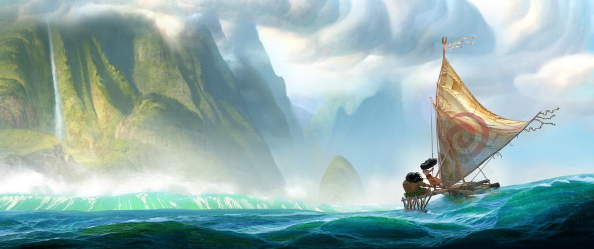 Moana - Um Mar de Aventuras : Foto