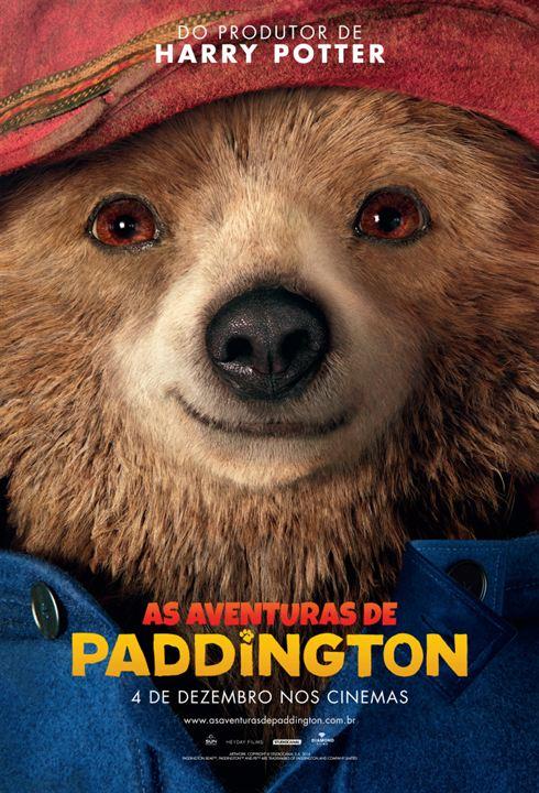 As Aventuras de Paddington : Poster