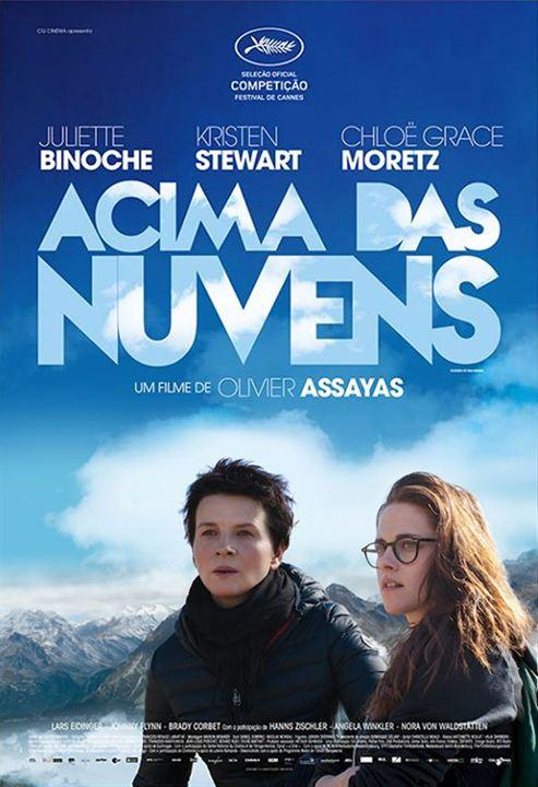 Acima das Nuvens : Poster