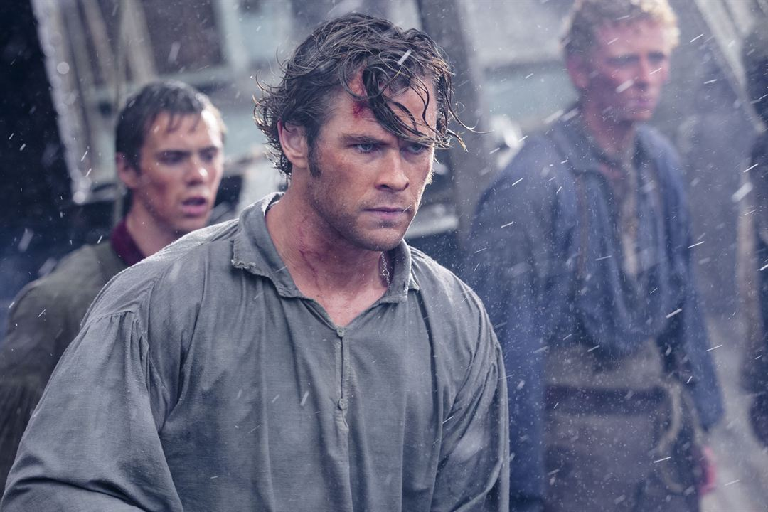 No Coração do Mar : Foto Chris Hemsworth