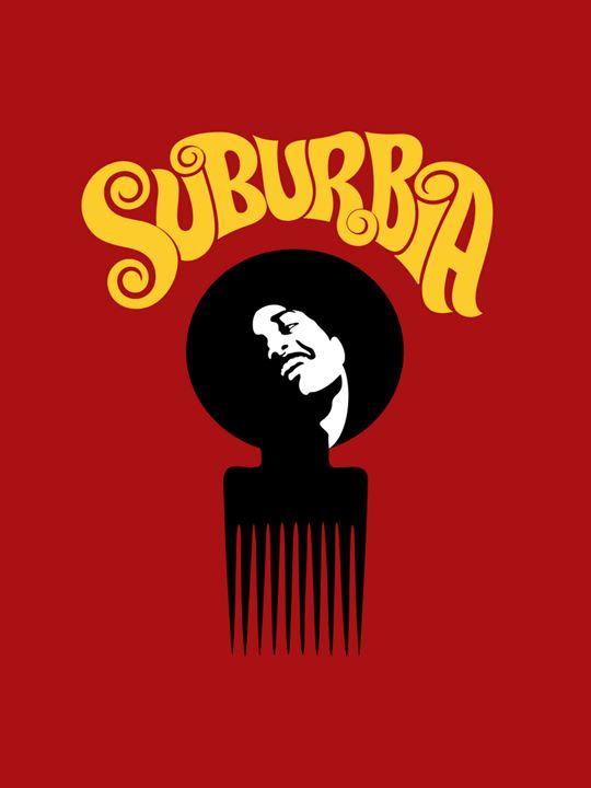 Suburbia : Poster