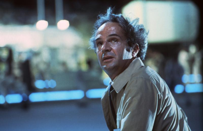 Contatos Imediatos do Terceiro Grau: François Truffaut