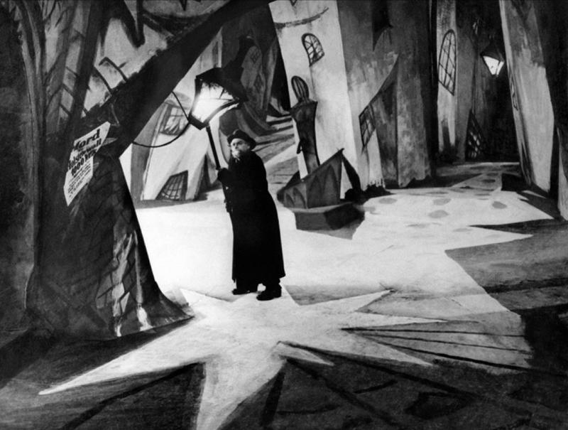 O Gabinete do Doutor Caligari : Foto