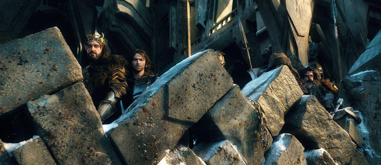 O Hobbit: A Batalha dos Cinco Exércitos : Foto Richard Armitage