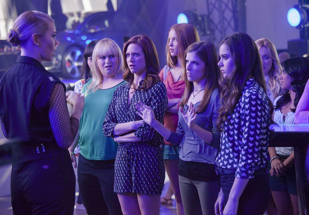 A Escolha Perfeita 2 : Foto Alexis Knapp, Anna Kendrick, Brittany Snow, Hailee Steinfeld, Rebel Wilson