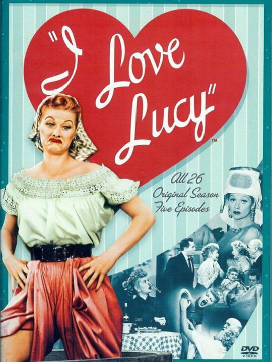 I Love Lucy : Poster
