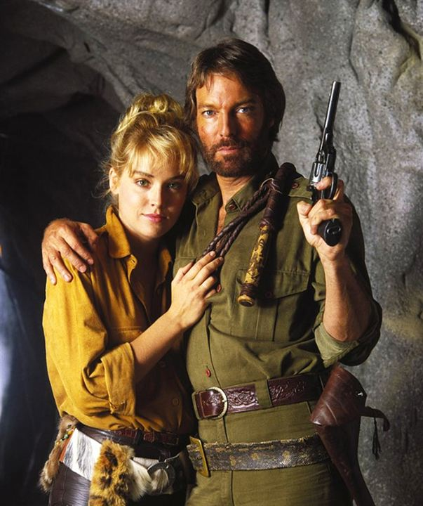 Electric Boogaloo: The Wild, Untold Story of Cannon Films : Foto Richard Chamberlain, Sharon Stone