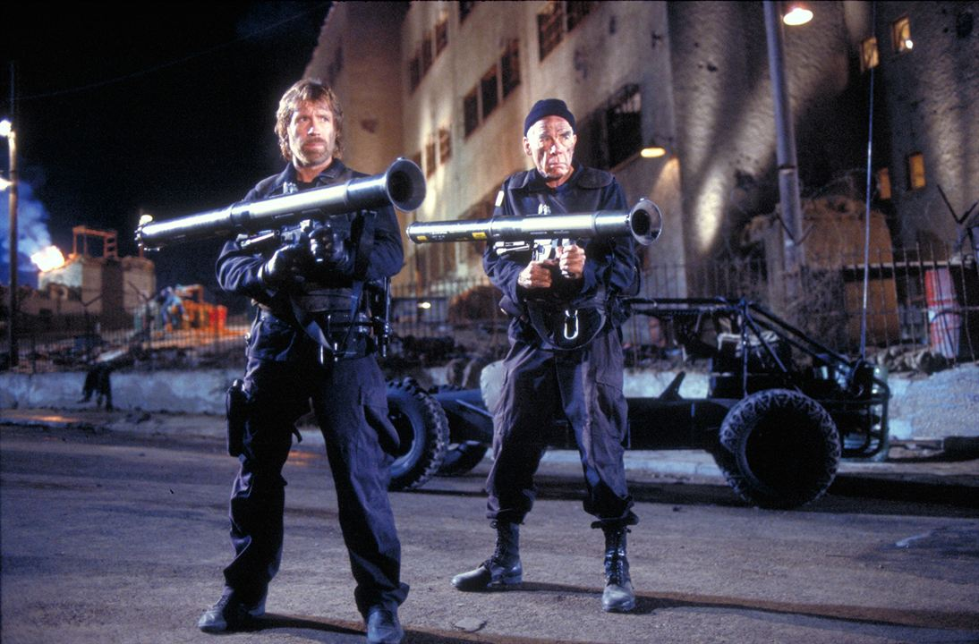 Electric Boogaloo: The Wild, Untold Story of Cannon Films : Foto Chuck Norris