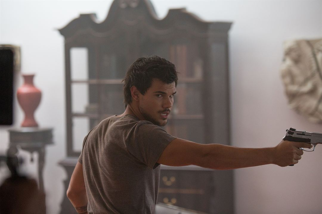 Tracers : Foto Taylor Lautner